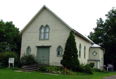 Perry City Friends Meeting House